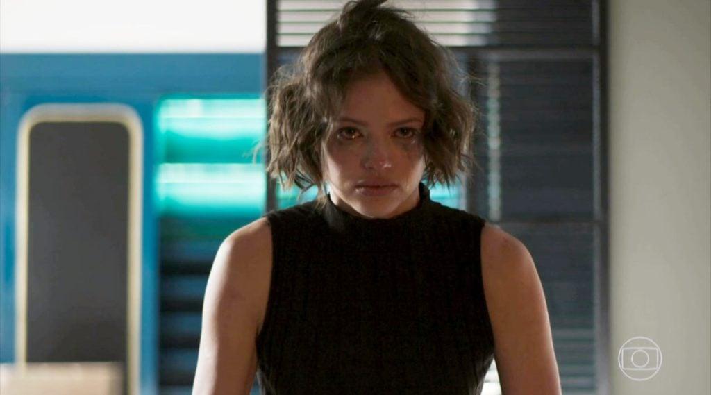 Josiane vira o capeta em A Dona do Pedaço da Globo