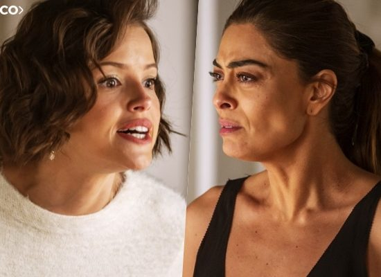 Josiane vai atacar provável filha de Maria da Paz em A Dona do Pedaço (Foto: Reprodução/Globo/Montagem/TV Foco)