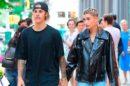 Cantor Justin Bieber compartilhou um clique ao lado de sua esposa Hailey Baldwin (Foto: Reprodução)