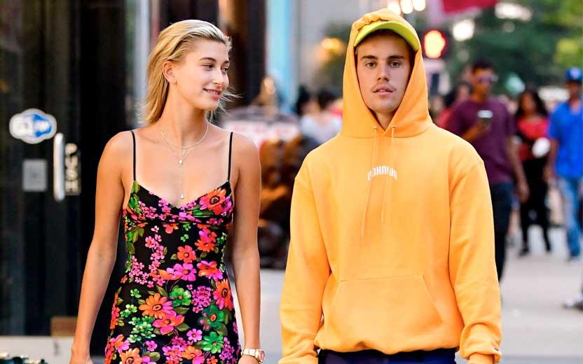 Justin Bieber e Hailey Baldwin anunciam data do casamento (Foto: Reprodução)