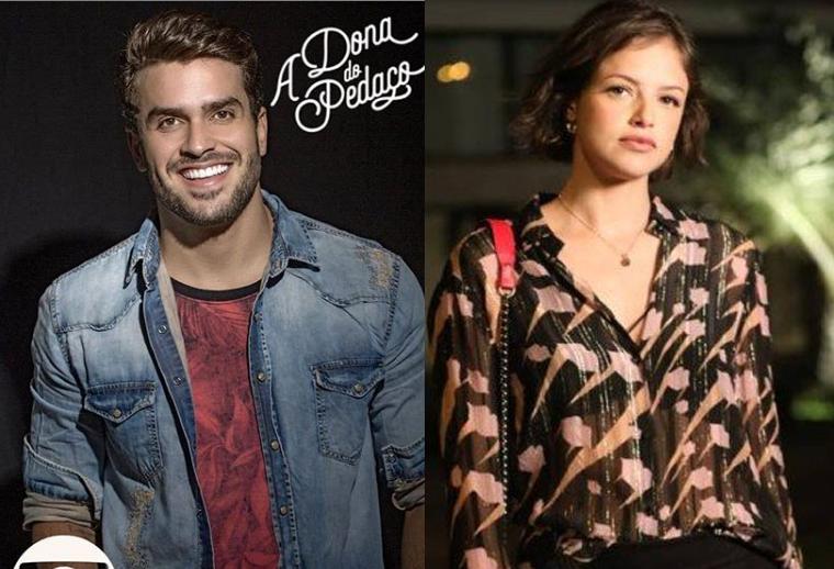 Kainan Ferraz morrerá pelas mãos de Agatha Moreira em A Dona do Pedaço da Globo (Foto: Reprodução/ Instagram)