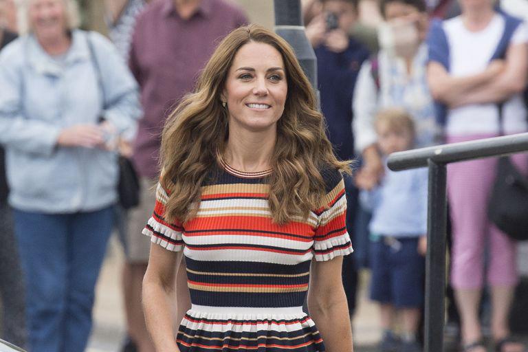 Kate Middleton está grávida de seu quarto filho (Foto: Reprodução)