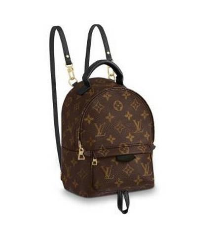 Bolsa modelo Palm Springs Backpack Mini (R$ 7.670,18), de Louis Vuitton (Foto: Reprodução)