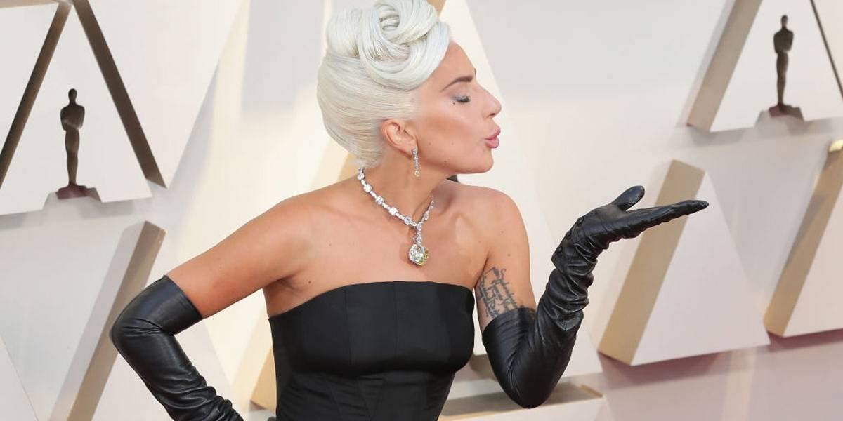 A cantora Lady Gaga toma atitude depois de atentados nos Estados Unidos (Foto: Reprodução)