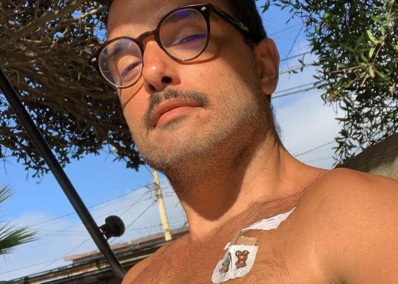 Léo Rosa pediu emprego para roteiristas em luta contra câncer (Foto: Reprodução/ Instagram)