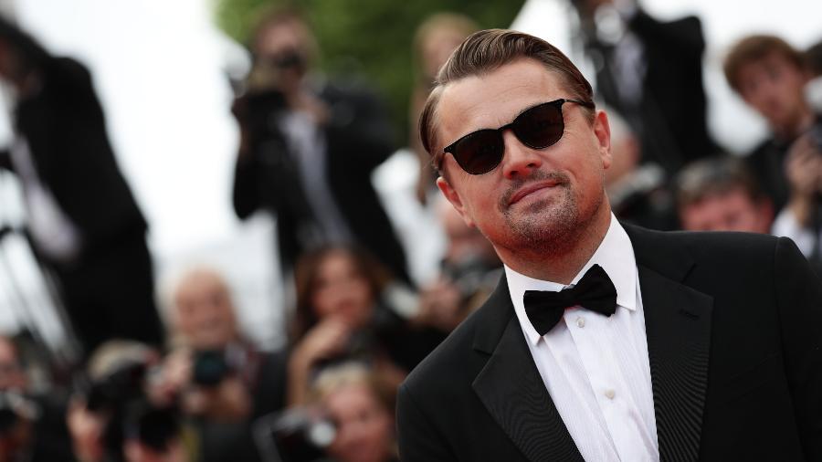 O ator Leonardo DiCaprio passou vergonha ao se manifestar sobre as queimadas na Amazônia (Foto: Reprodução)