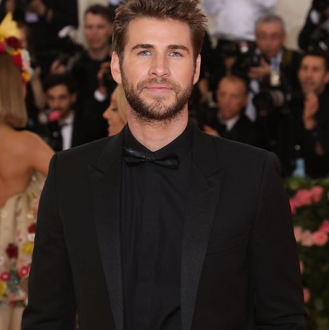 O ator Liam Hemsworth, ex de Miley Cyrus, pode está se envolvendo com uma atriz (Foto: Reprodução)