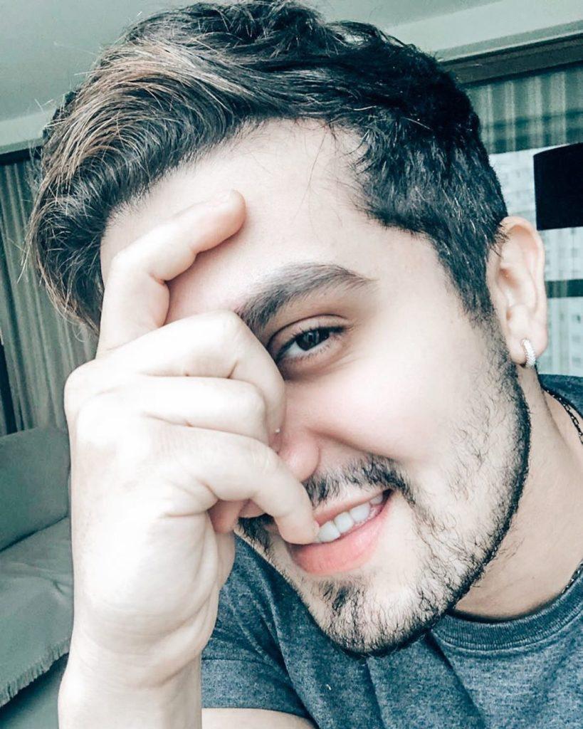 Luan Santana (Reprodução/Instagram)
