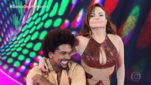 Luiza Thomé no Dança dos Famosos (Foto: Reprodução)