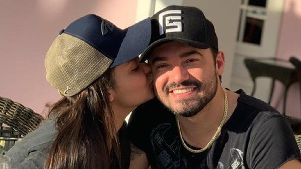 Maiara da dupla com Maraisa e Fernando Zor estão juntos novamente (Foto: Reprodução)