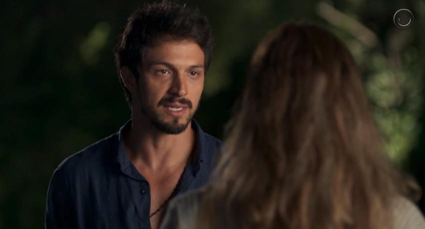 Marcos (Romulo Estrela) revelará armação de Diogo à Paloma em Bom Sucesso (Foto: Reprodução/Globo)