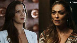 Fabiana (Nathalia Dill) ganhará batalha contra Maria da Paz (Juliana Paes) em A Dona do Pedaço