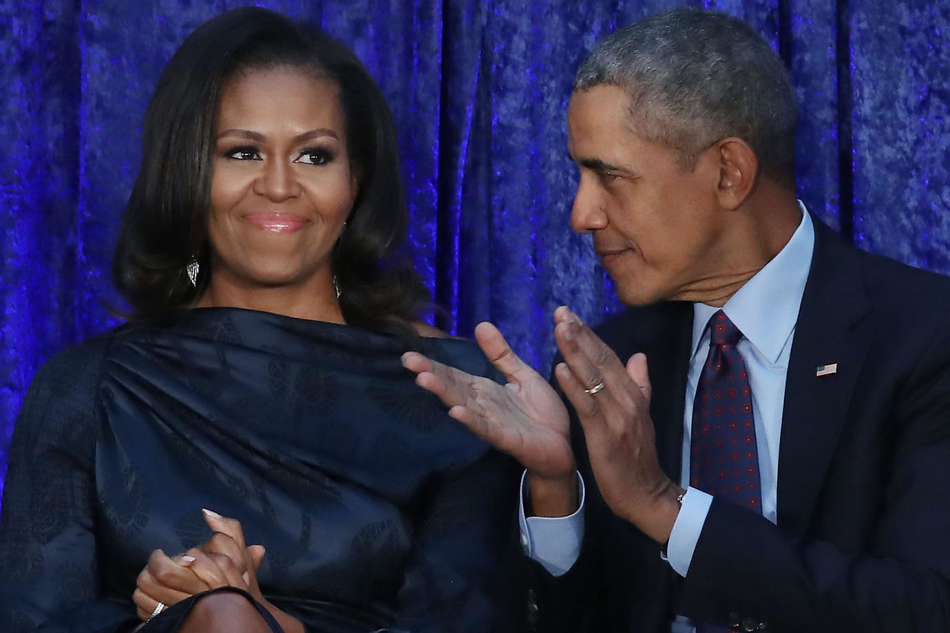 Barack e Michelle Obama entram no mundo do cinema e filme com o ...