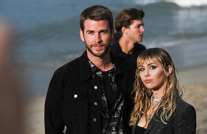 A cantora Miley Cyrus e o ator Liam Hemsworth se separaram (Foto: Reprodução)