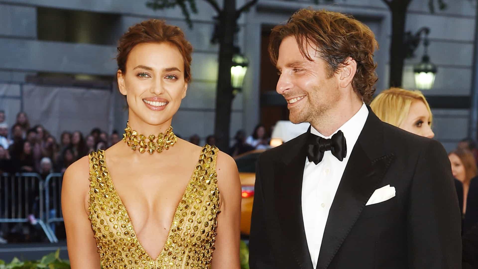Irina Shayk recebe propostas de escrever um livro sobre o fim de seu relacionamento com Bradley Cooper (Foto: Reprodução)