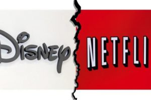 A companhia Disney e a plataforma Netflix começam uma disputa por novos assinantes (Foto: Reprodução)