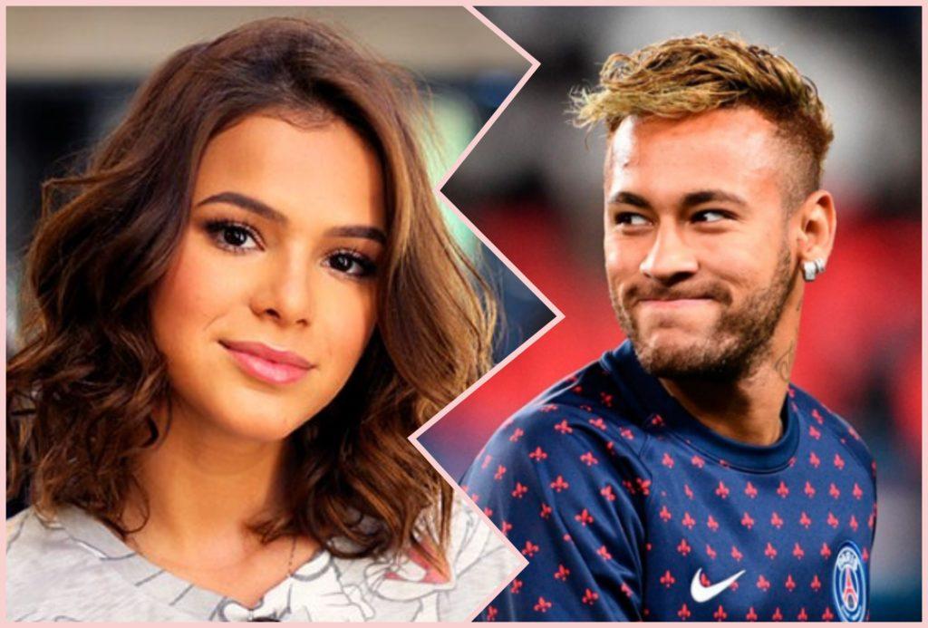 Bruna volta a falar de Neymar (Foto: Reprodução)