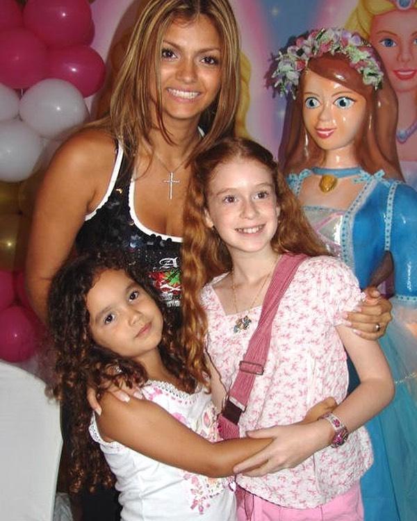 Kelly Key, Marina Ruy Barbosa e Suzanna Freitas (Reprodução/Instagram)