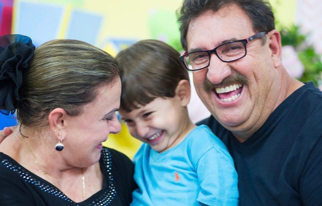 Família Carlos Massa