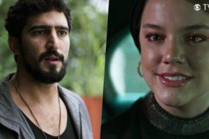 Dalila será presa por causa de Jamil em Órfãos da Terra da Globo