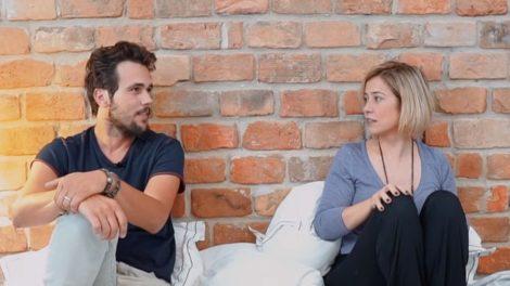 Paloma Duarte e Bruno Ferrari escolhem seus personagens preferidos, tramas da Globo ficam atrás da Record na lista de preferência dos atores. (Imagem: YouTube)
