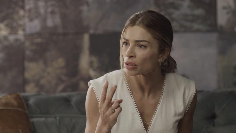 Paloma em cena da novela das 19h da Globo, Bom Sucesso (Foto: Reprodução)