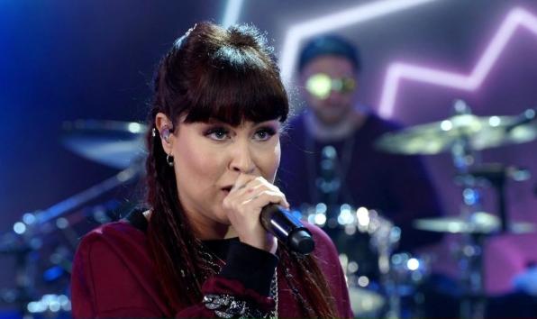 A cantora Pitty (Foto: Reprodução)