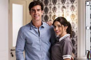 Sabrina Petraglia e Marcos Pitombo integram o elenco de Salve-se Quem Puder. (Foto: Divulgação)