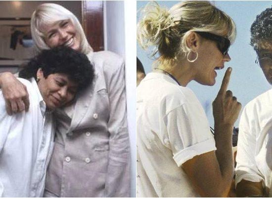 Marlene Mattos e Xuxa formaram uma parceria de mais de 15 anos. (Foto: Montagem/Reprodução)