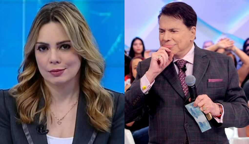 Rachel Sheherazade tem seu futuro nas mãos de Silvio Santos