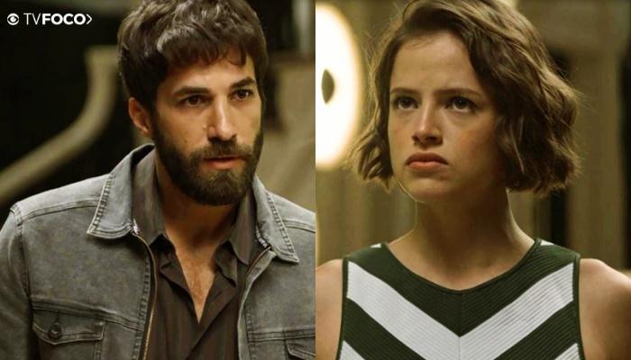 Rael enfrentará Josiane e tentará chantageá-la em A Dona do Pedaço na Globo