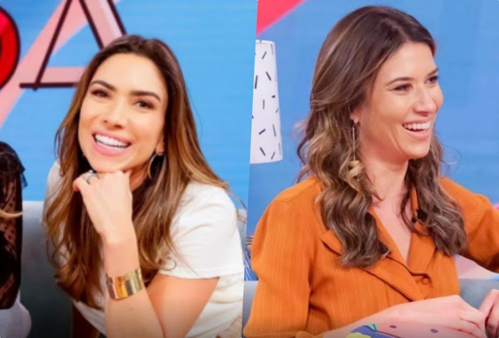Rebeca Abravanel e Patrícia Abravanel abriram o jogo sobre Silvio Santos no Programa da Maisa