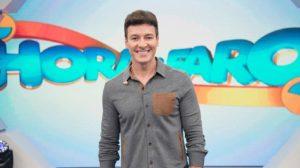 O apresentador Rodrigo Faro alfinetou a Globo (Foto: Divulgação)