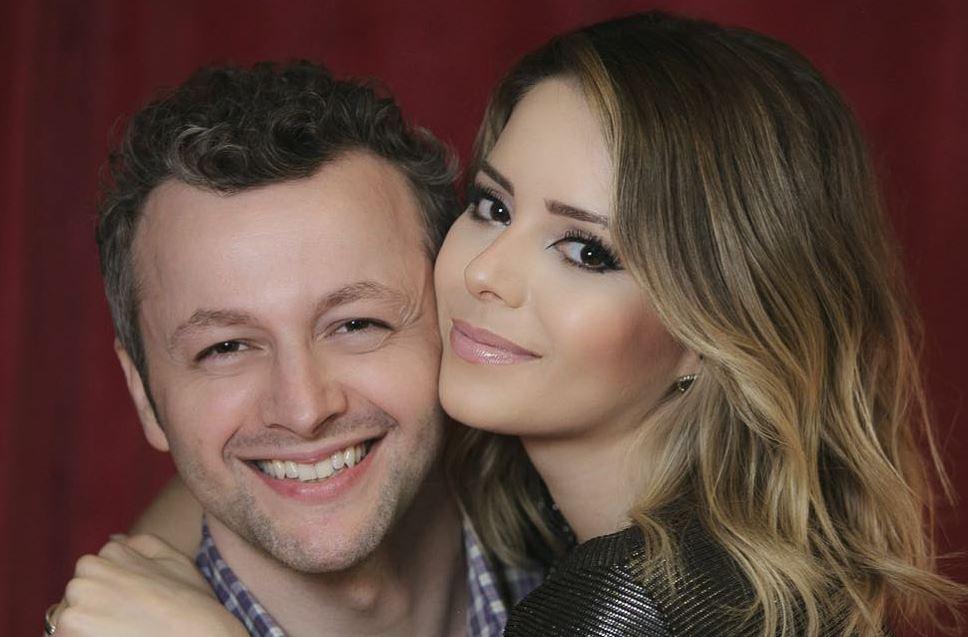 Sandy e esposo Lucas Lima. Foto: Reprodução