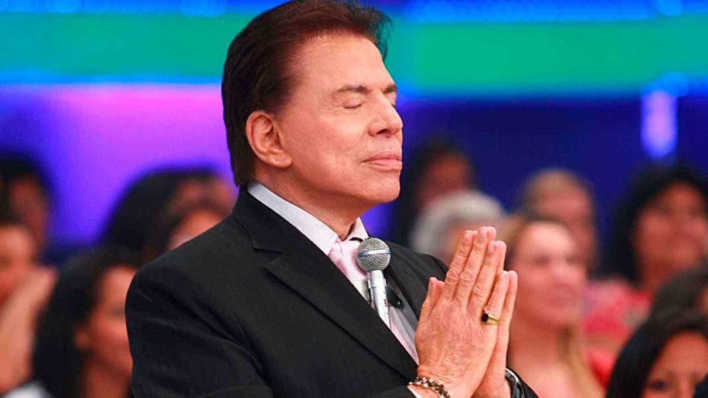O apresentador do SBT, Silvio Santos (Foto: Divulgação)