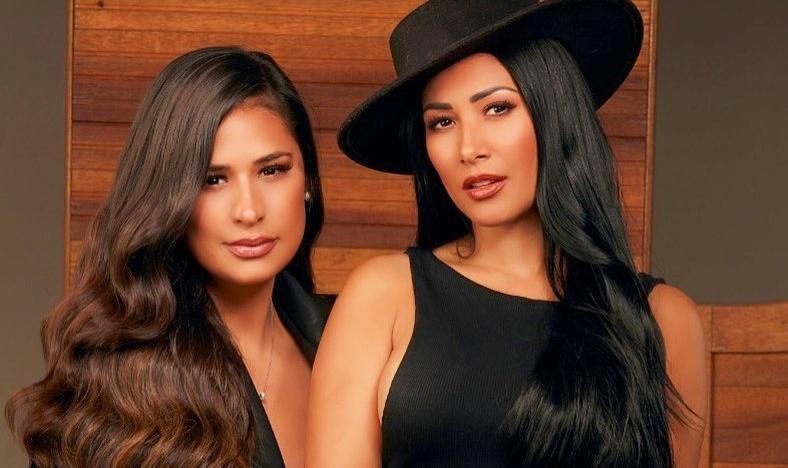 Simone e Simaria como embaixadoras de Barretos
