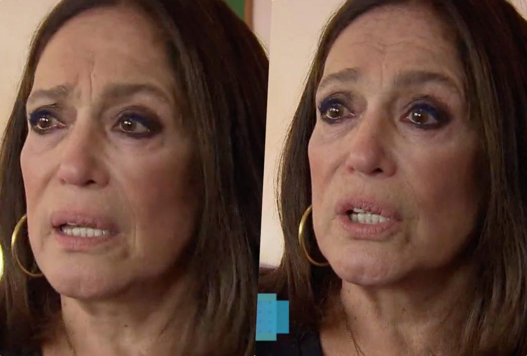 Susana Vieira em rara aparição no Mais Você de Ana Maria Braga na Globo