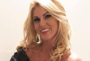 Val Marchiori apresentadora Foto: Reprodução/Internet