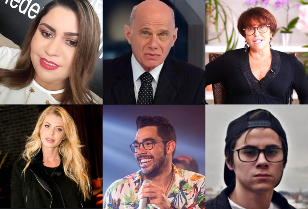 Videntes famosos abrem o jogo e falam sobre mortes de Rafael Miguel, Gabriel Diniz, Carol Bittecourt e Boechat