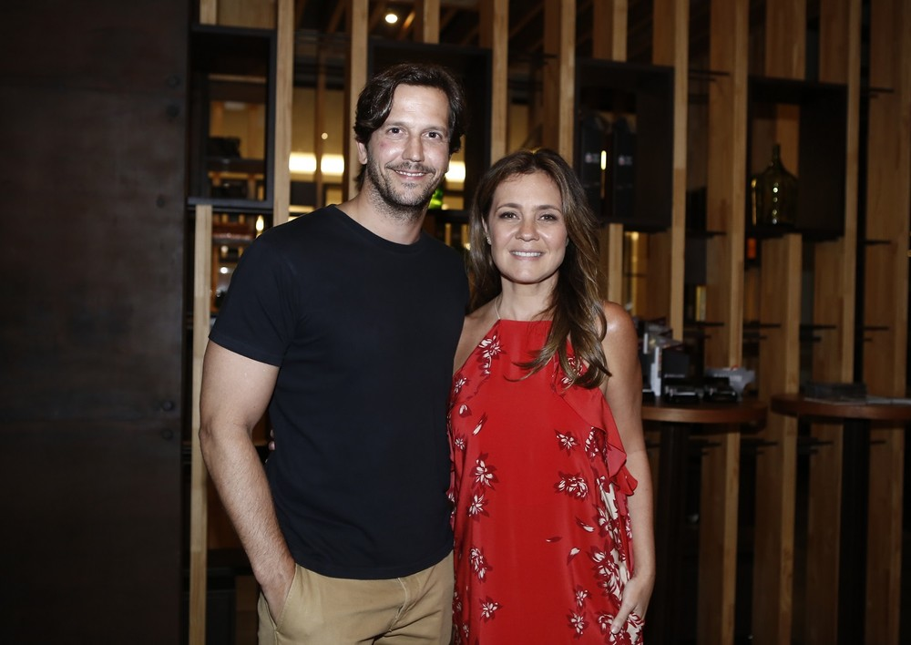 Vladimir Brichta novamente trabalhará com sua mulher, Adriana Esteves, em uma trama das nove. A pareceria recente foi em Segundo Sol. Foto: Divulgação/ Gshow