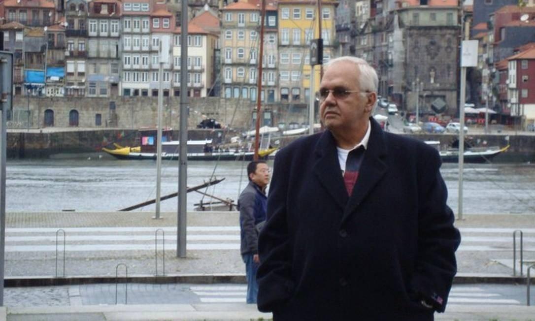 Morre aos 71 anos de idade, o jornalista José de La Peña (Foto: Reprodução)