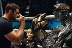 Globo vai exibir o filme Gigantes de Aço na Sessão da Tarde (Foto: Reprodução)