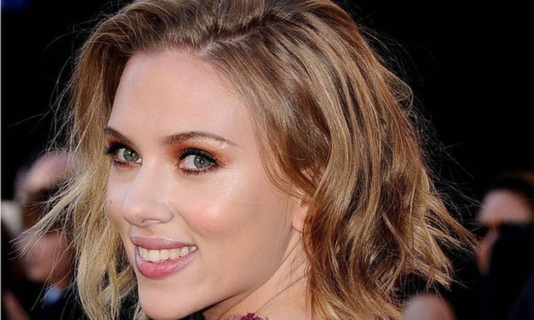 Scarlett Johansson é a atriz mais bem paga do mundo (Foto: Reprodução)