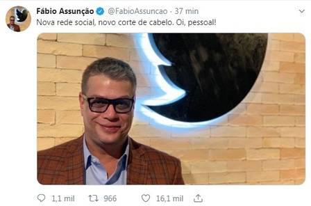 Fábio Assunção (Foto: Reprodução/Instagram)