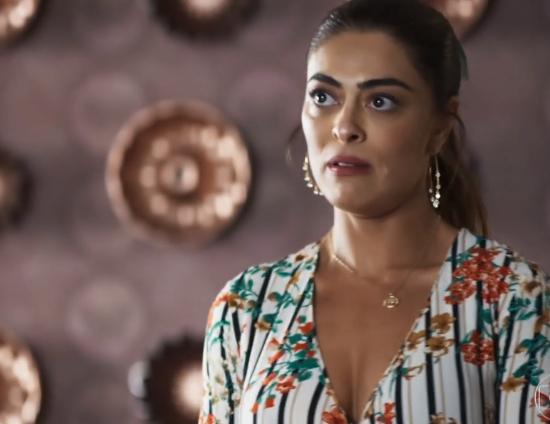 Maria da Paz (Juliana Paes) ganhará nova inimiga em A Dona do Pedaço (Foto: Reprodução/Globo)