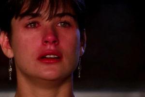 A atriz Demi Moore diz que foi estuprada aos 15 anos de idade (Foto: Reprodução)