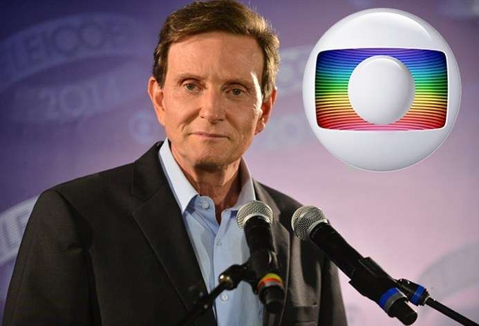 Marcelo Crivella é desafeto claro da Globo (Foto: Reprodução)