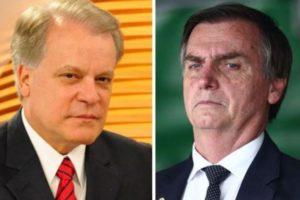 Chico Pinheiro é criticado na web depois de publicação criticando bolsonaristas (Foto: Reprodução)