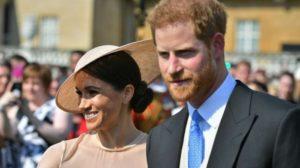 Príncipe Harry e Meghan Markle tem atitude surpreendente (Foto: Reprodução)