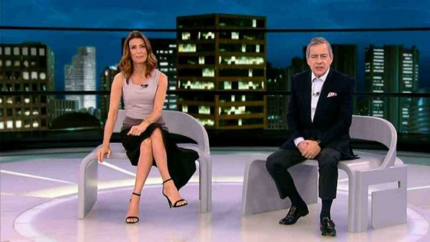 Janine Borba, Paulo Henrique Amorim, Jornalista